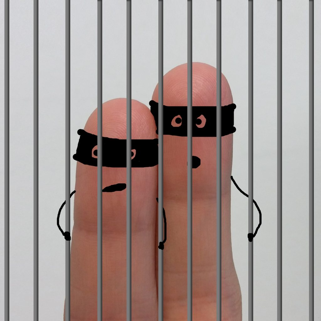 Détective privé au tribunal correctionnel